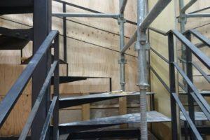 ㈱センバ オープン階段