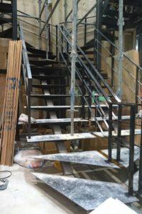 ㈱センバオープン階段